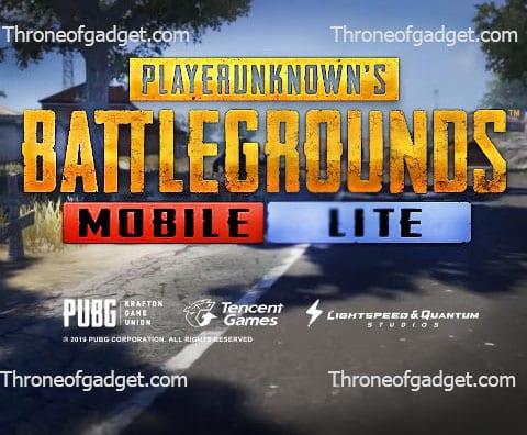 Pubg Mobile LITE latest tech news