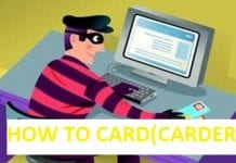 how to card