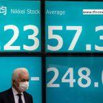 coronavirus effects on share market, global market