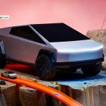 Hot Wheels reveals a radio-controlled Tesla Cybertruck for Toy Fair 2020