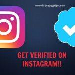 insta verified