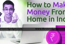earn money from home while in coronavirus