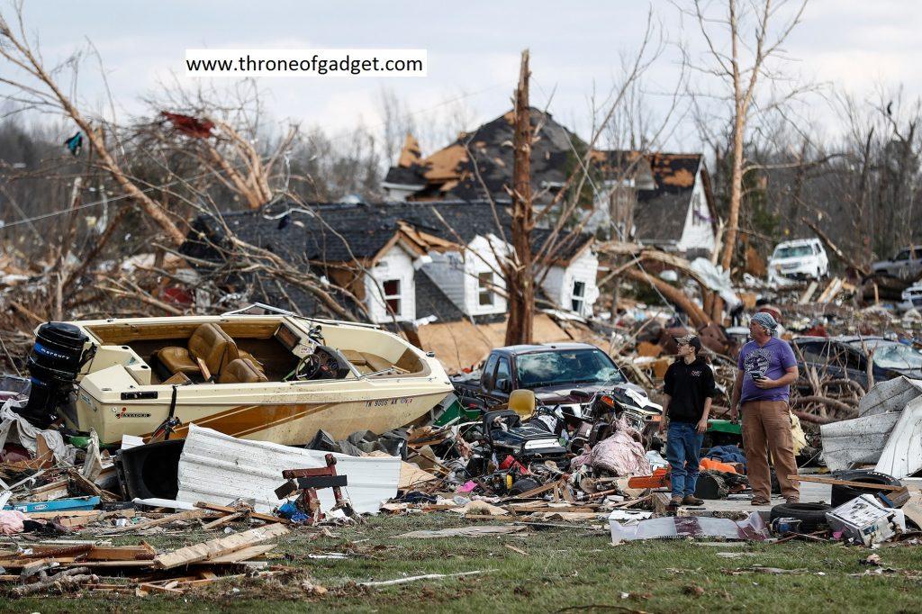 Nashville Tornado : After horrific incident, many died & missing