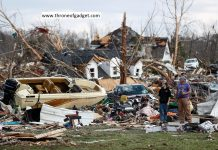 Nashville Tornado : After horrific incident, many died & missing